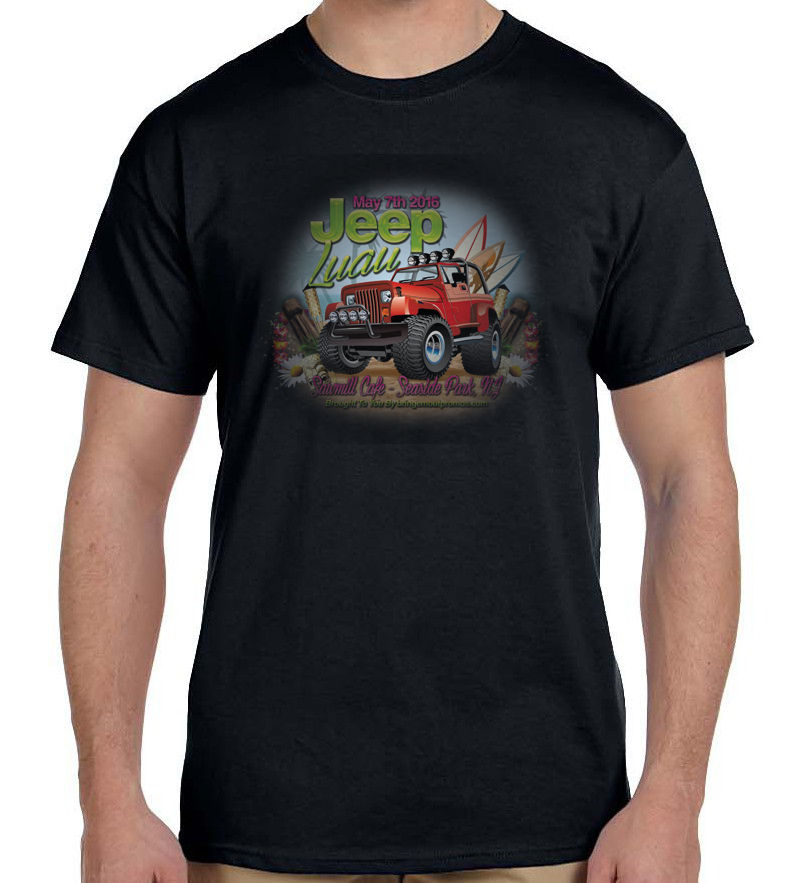 Jeep Luau 2016 T-Shirt