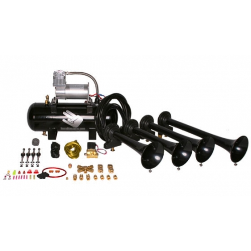 Shocker Classic 228VX Train Horn Kit